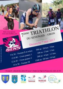 triathlon 7 mai 2017